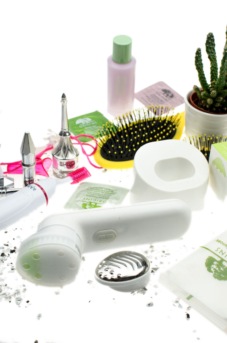 Blogparade/ Meine 3 liebsten Beautytools   Clinique Sonic Brush