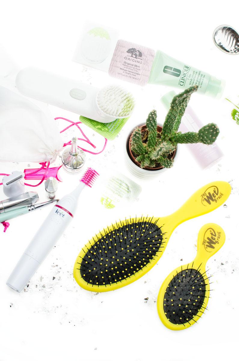 Blogparade/ Meine 3 liebsten Beautytools   Wet Brush