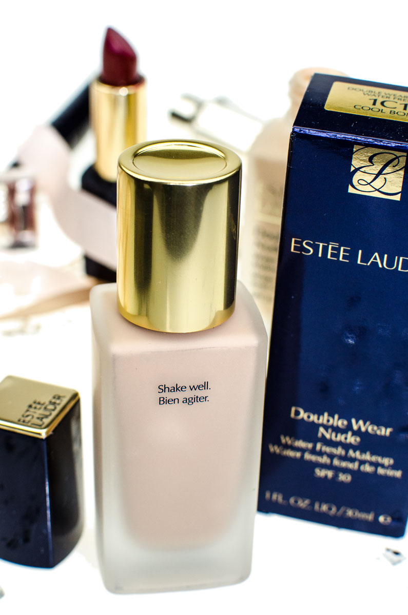 [beinhaltet werbung]Double Wear Nude Water Fresh Makeup SPF 30   Lighweight Foundation