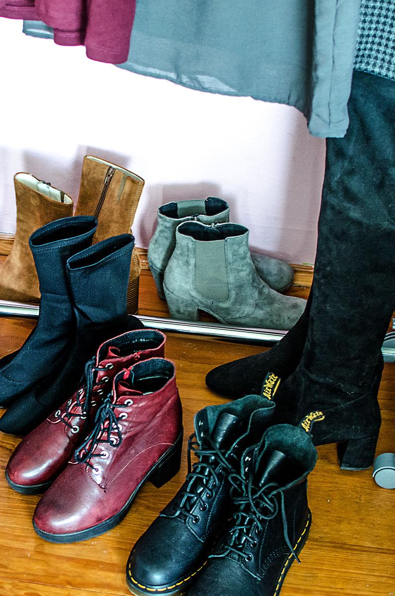 Kleider im Winter mit Zalando [sponsored post | beinhaltet werbung]