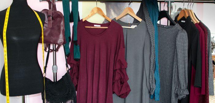 Kleider im Winter mit Zalando