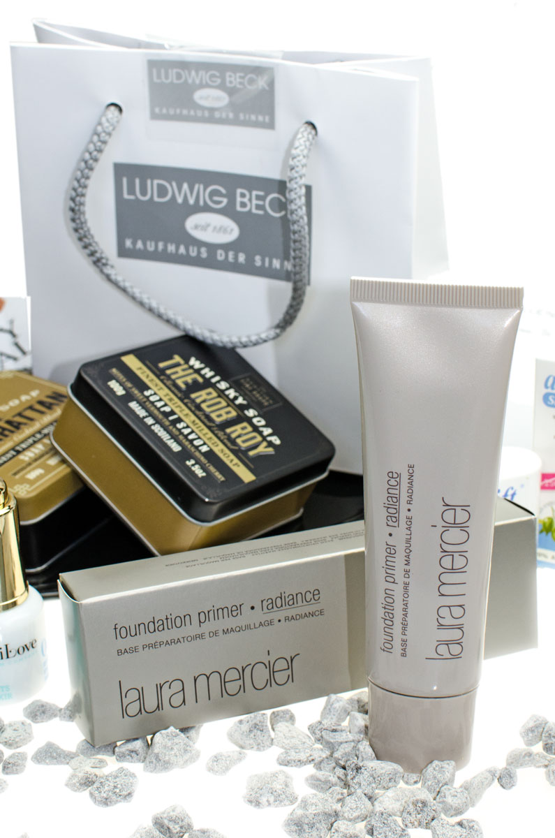 Ludwig Beck Birthday Party | Goodies, Rabatt & Geschenke | Laura Mercier Foundation Primer