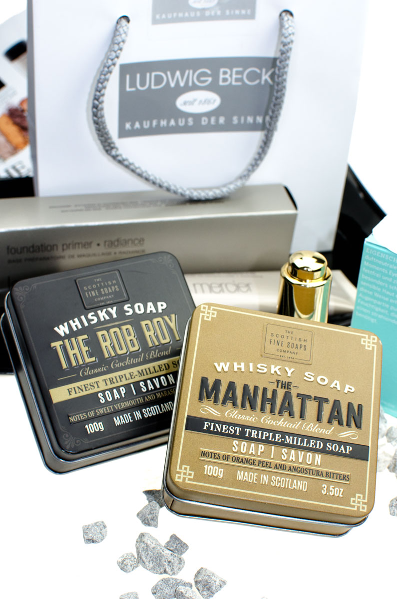 Ludwig Beck Birthday Party | Goodies, Rabatt & Geschenke | The Scottish Fine Soaps Company