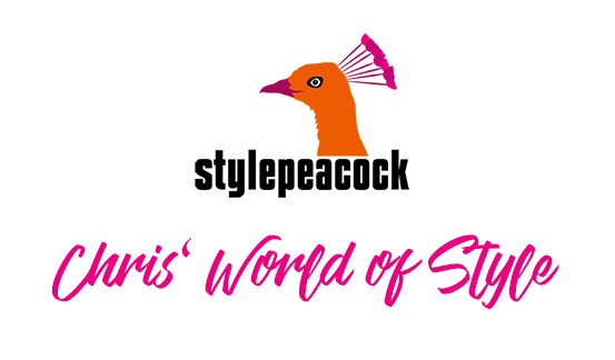 STYLEPEACOCK | CHRIS' WORLD OF STYLE