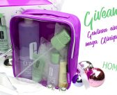 GIVEAWAY | GEWINNE 2 CLINIQUE HOME & AWAY SETS