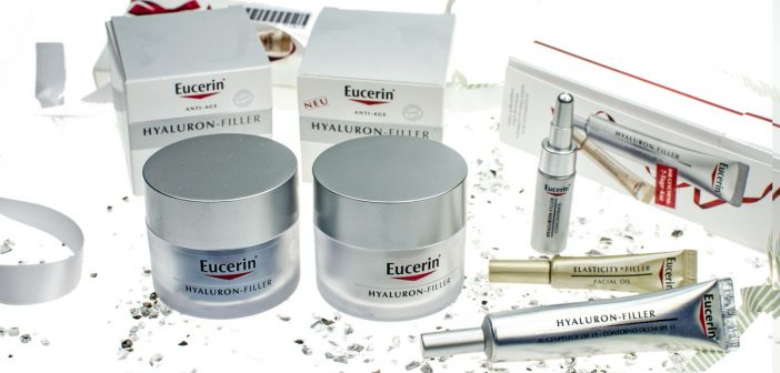 Eucerin Hyaluron Filler | Highend Anti-Aging Kosmetik aus der Apotheke