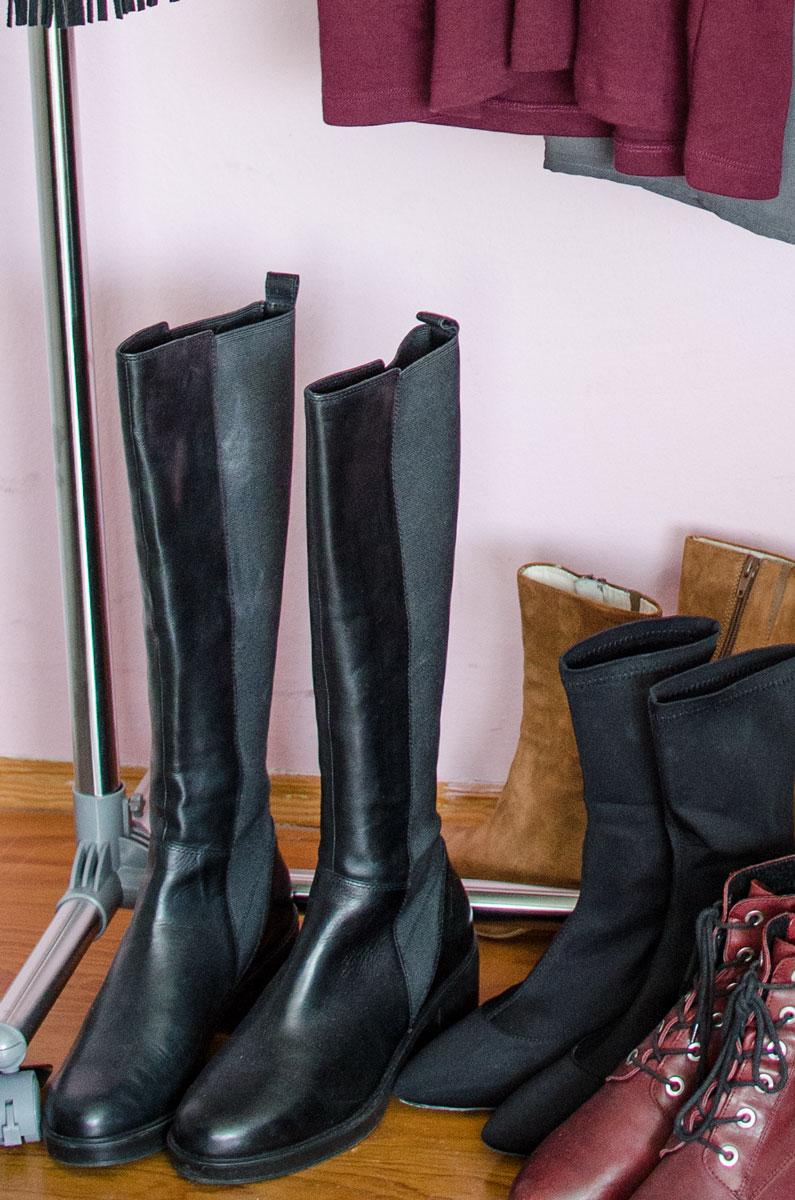 Richtig Ausmisten | Simplify your Life | Schuhe entsorgen