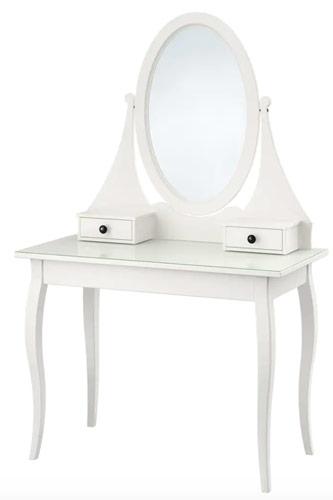 [anzeige]My Vanity | Welcher Schminktisch ist perfekt für dich? IKEA Hemnes