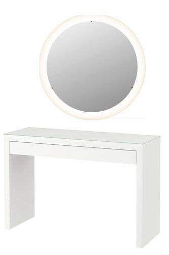 [anzeige]My Vanity | Welcher Schminktisch ist perfekt für dich? IKEA Malm & STORJORM Spiegel
