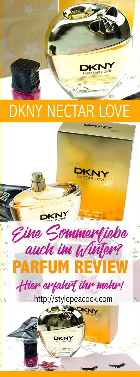 DKNY NECTAR LOVE EDP Parfüm Review