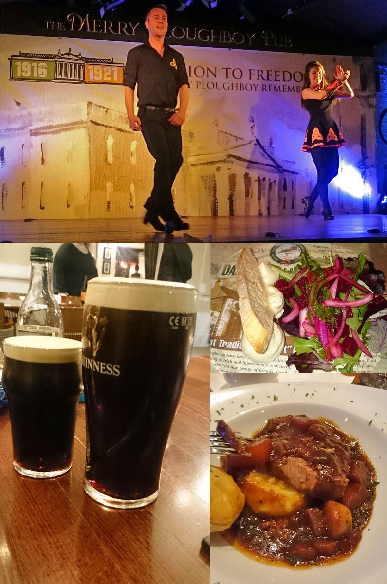 [anzeige]Showcase 2018 | Irish Food & Pub Evening