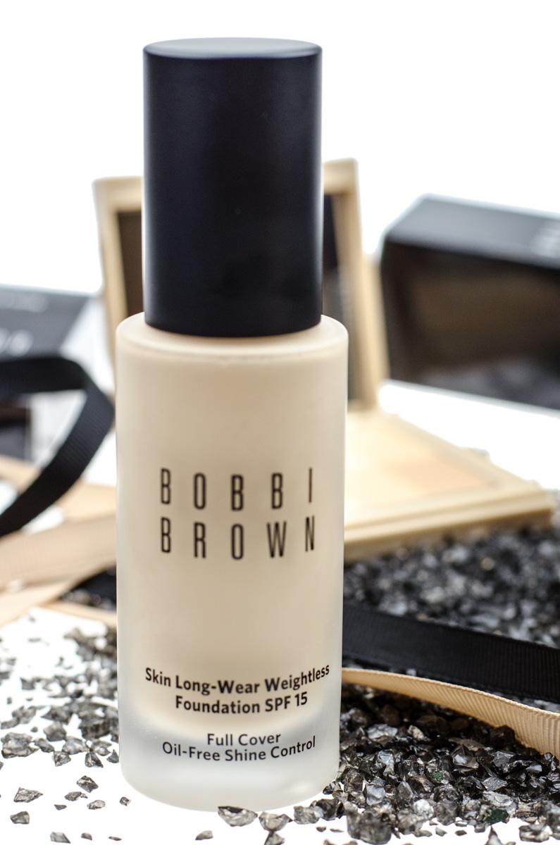 [in kooperation mit bobbi brown | werbung]Bobbi Brown SKIN LONG-WEAR WEIGHTLESS FOUNDATION SPF 15