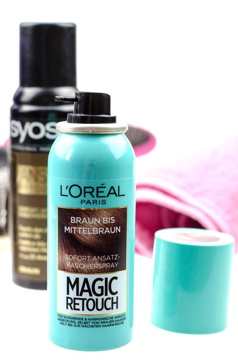 Ansatzspray | Réell'e, L'Oréal Magic Retouch & Syoss Ansatz Retoucher im Test! Welches ist wirklich gut?