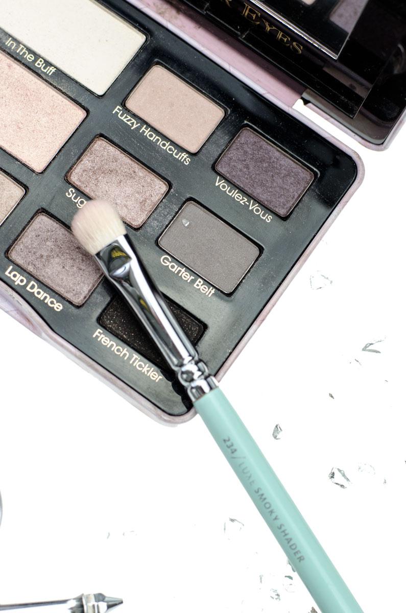 """#meine3liebstenAugenpinsel Themenwoche """"Meine 3 liebsten Augenpinsel"""" mit Zoeva, benefit & bh Cosmetics"""