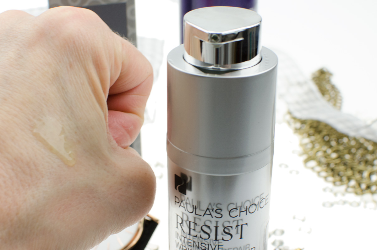 [anzeige]PAULA'S CHOICE RESIST RETINOL SERUM & RETINOL TREATMENT | MEINE PRODUKTTEST & REVIEW