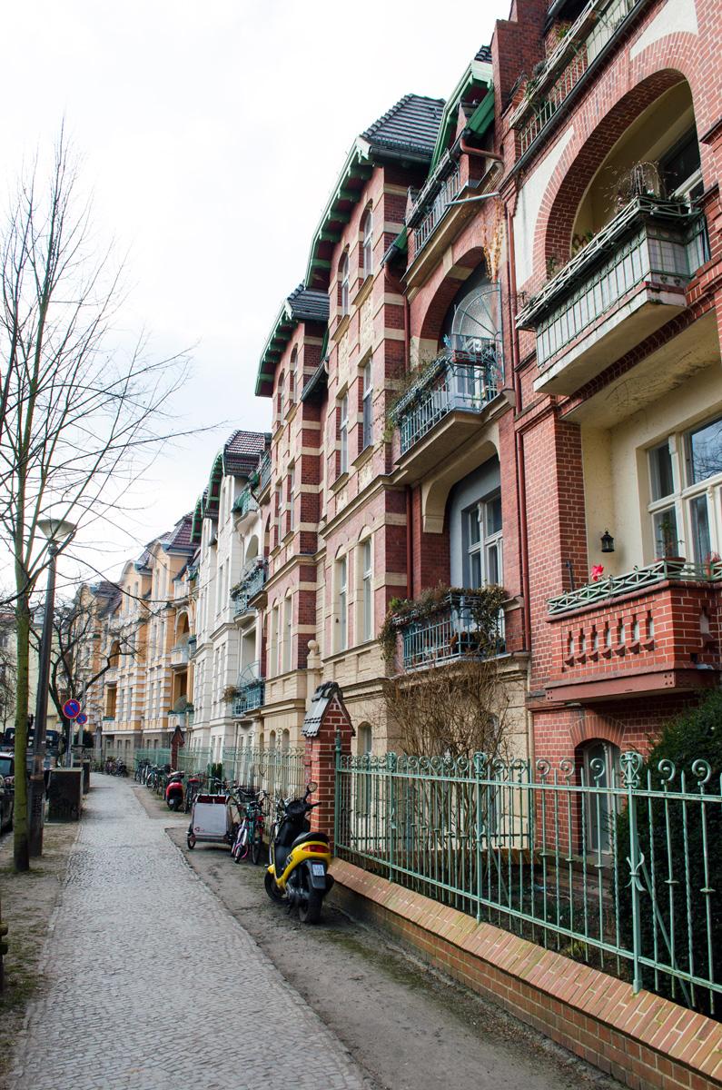 Traumwohnung gefunden! Der Weg zur neuen Heim | Prachhtstraße am Schlosspark Sanssouci Potsdam