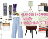 GLAMOUR SHOPPING WEEK FRÜHLING 2018