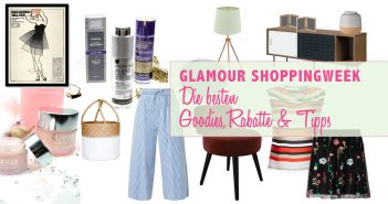 Glamour Shopping Week Spring 2018