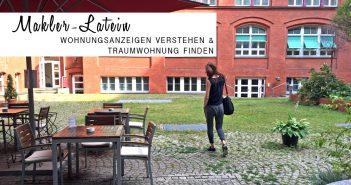 Traumwohnung finden & Wohnungsanzeigen + Makler-Latein verstehen