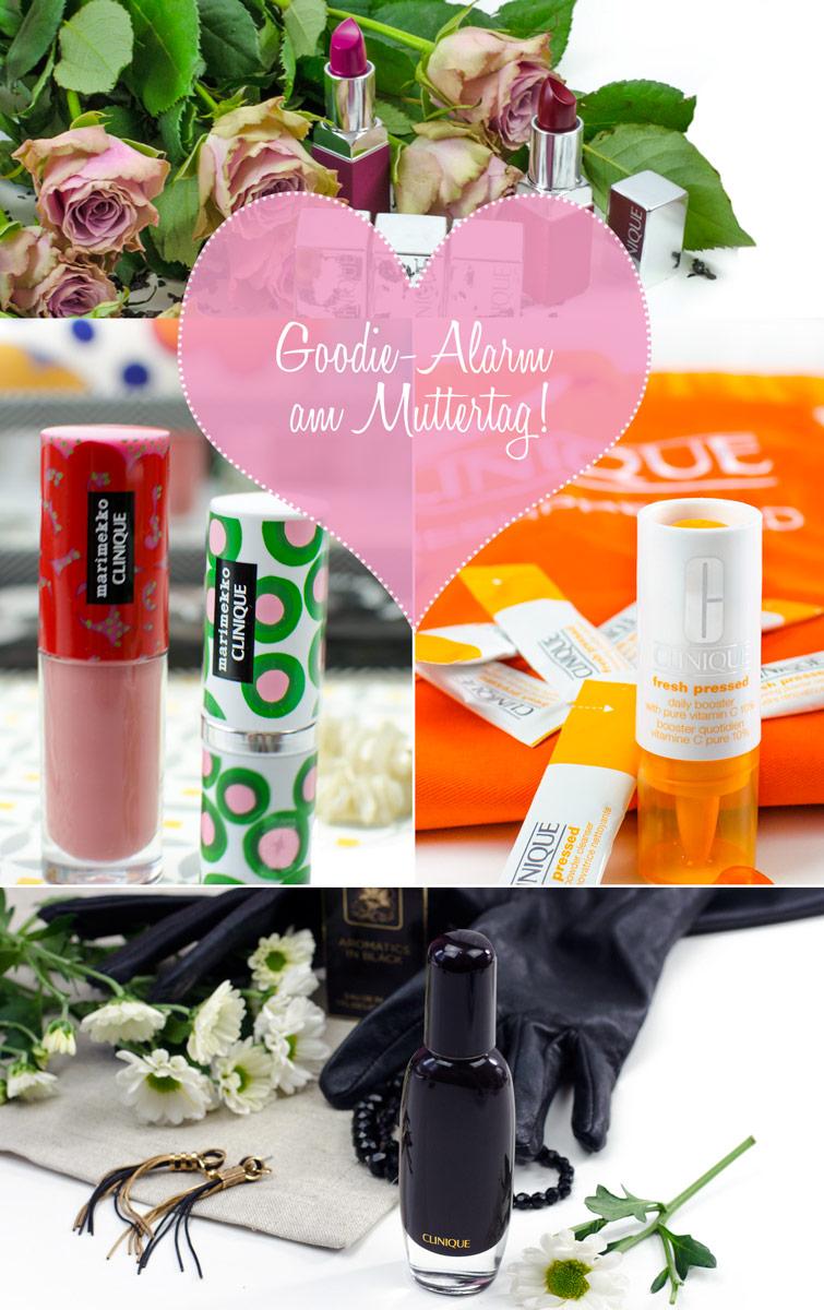 [anzeige]Goodie-Alarm zum Muttertag bei Beauty wie Clinique