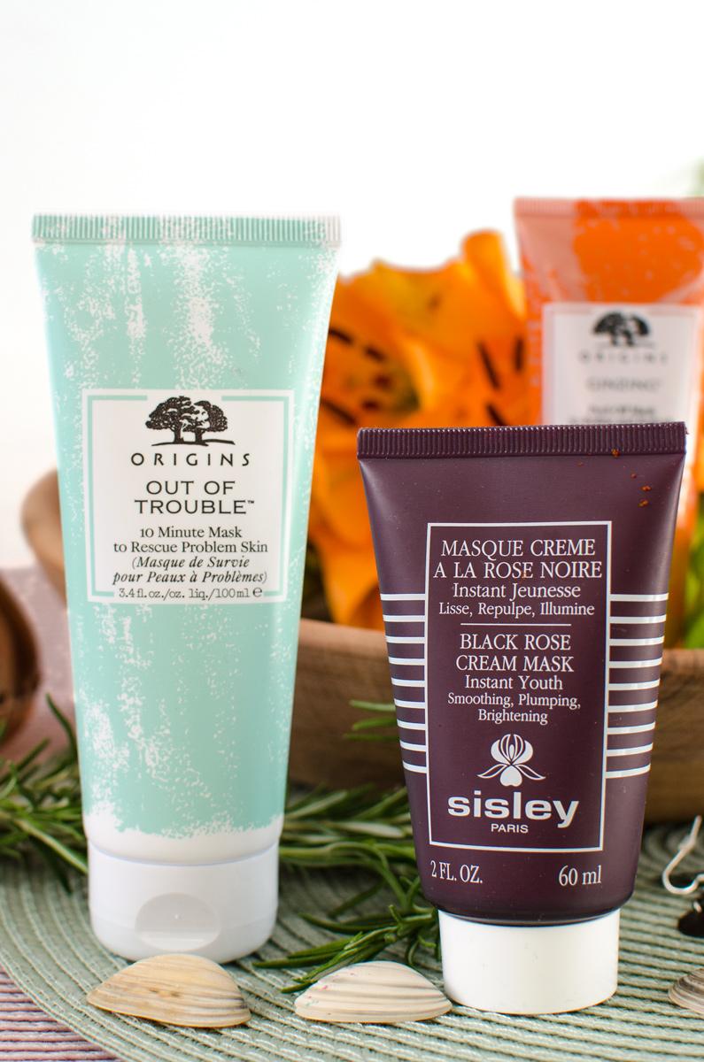 [anzeige]#meine3liebstengesichtsmasken Blogger Themenwoche zu den 3 liebsten Gesichtsmasken | Miene Masken Favoriten von Origins, und Sisley