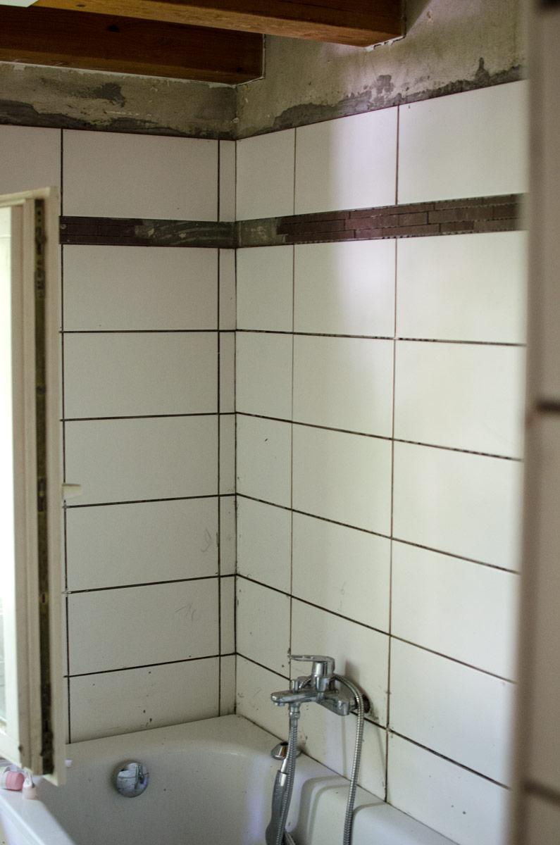 Rohbau statt Traum-Maisonette in Potsdam | Das Umzugschaos |Das Bad im Werden