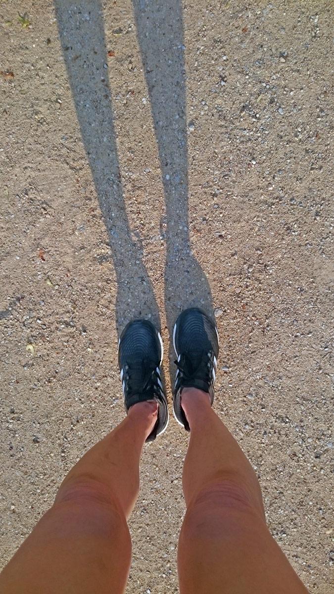 Joggen im Park Sanssouci am frühen Morgen | #fromwhereistand