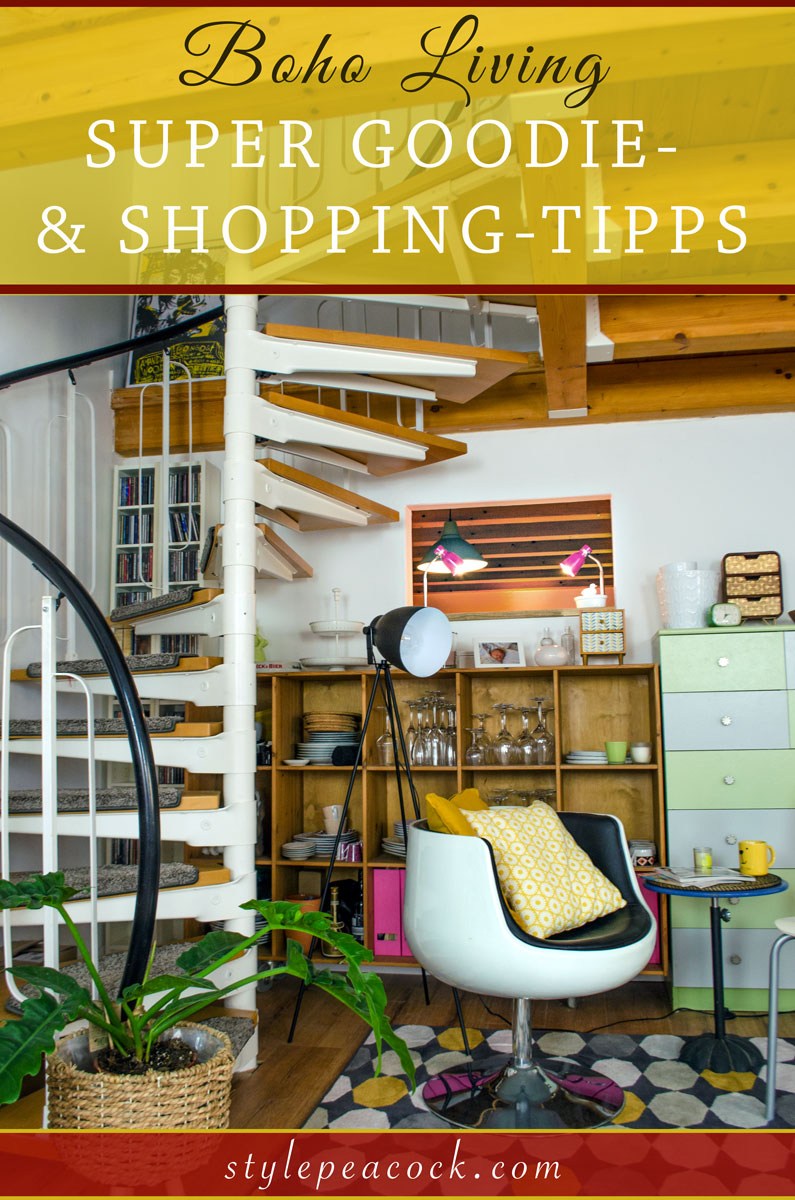 [beinhaltet affiliate links & werbung]Boho Living | Goodie- & Shoppingstipps