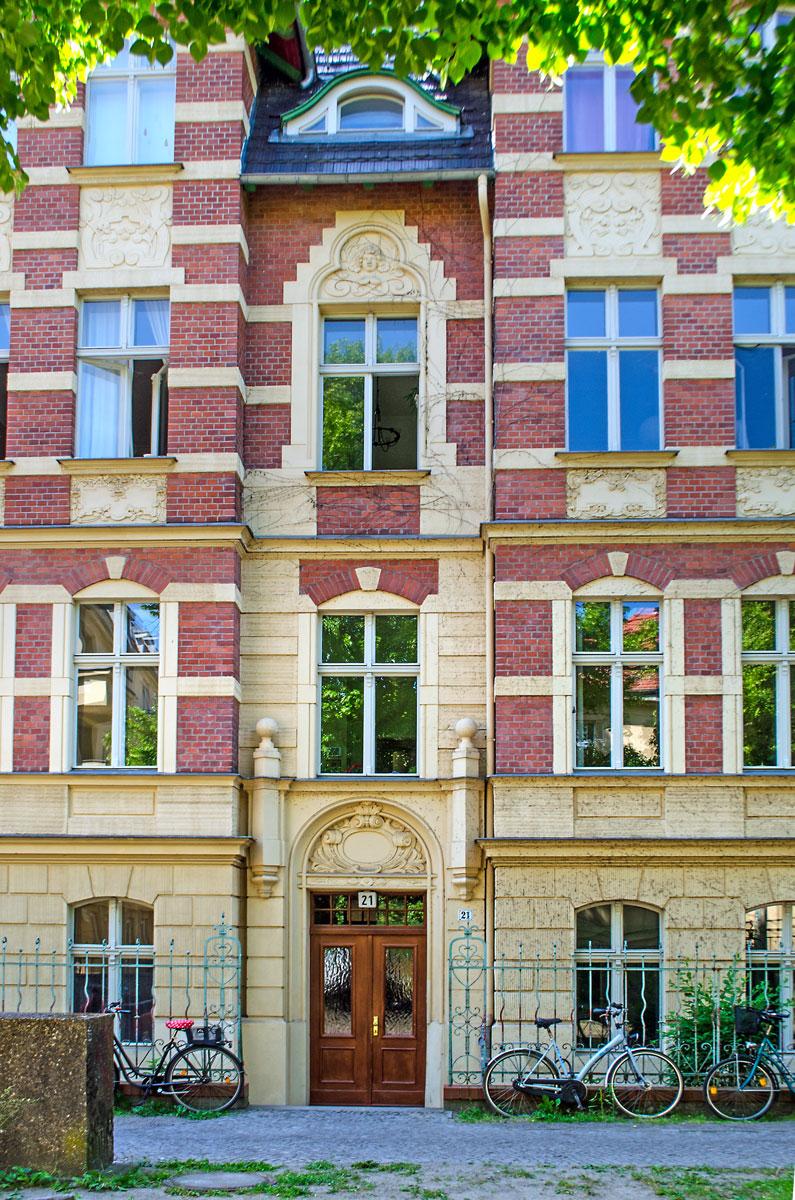Jugenstil-Altbau-Traum in Potsdam | Meine Puppenmaisonette [beinhaltet werbung & affiliate links]