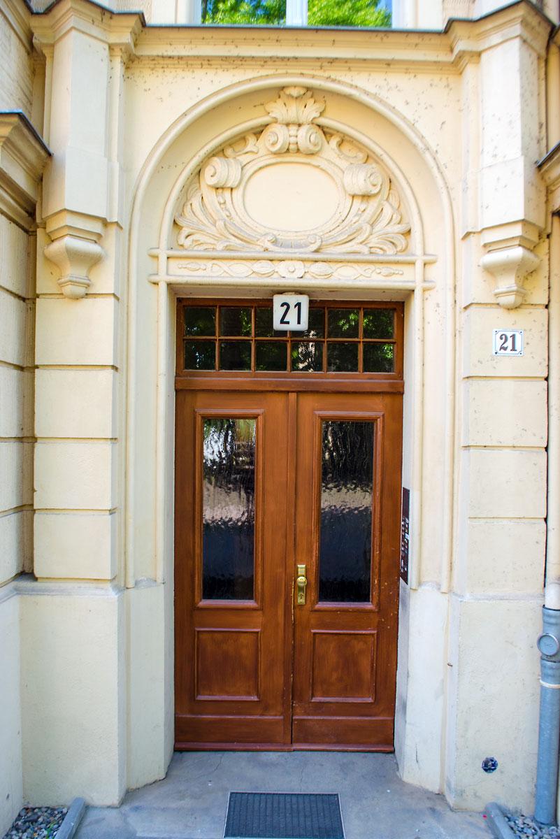 Jugenstil-Altbau-Traum in Potsdam | FRONT DOOR | Meine Puppenmaisonette [beinhaltet werbung & affiliate links]
