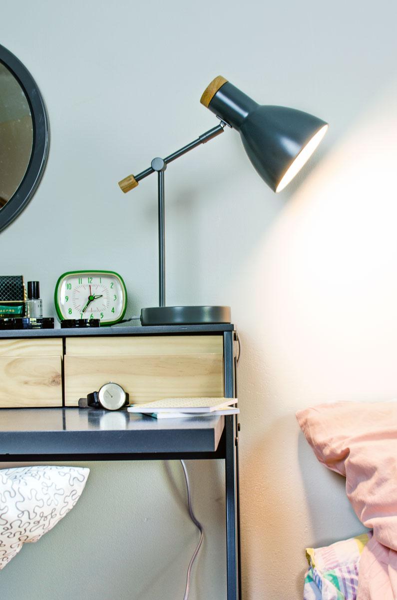 Mein Schlafzimmer in Potsdam in der Puppenmaisonette