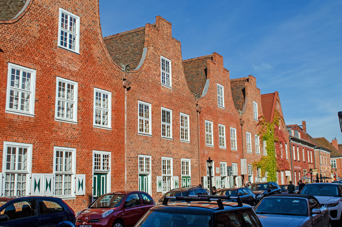 Das Holländische Viertel in Potsdam: Ein Citywalk