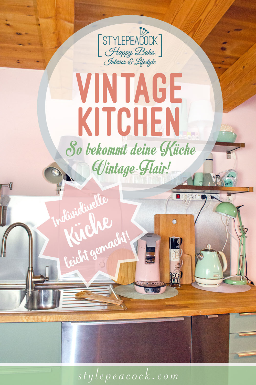 [anzeige]Vintage Kitchen Flair leicht gemacht | MEINE KÜCHE MIT RETRO DESIGN