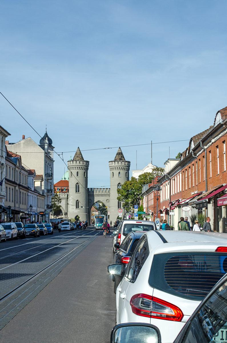 Das Nauener Tor & Das Holländische Viertel in Potsdam: Ein Citywalk