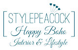 Stylepeacock | Happy Boho Interior & Lifestyle
