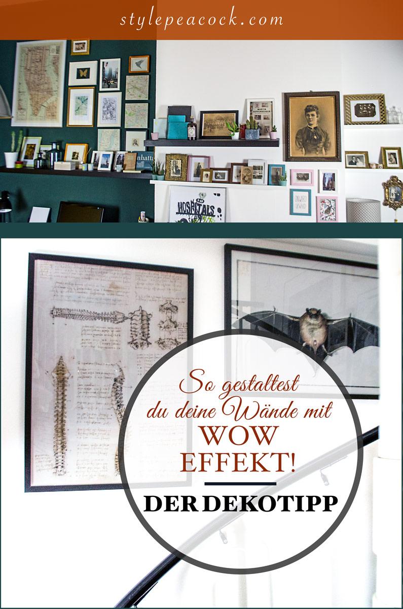 [anzeige]Alte Kunst für neue Wände: Bilderwände & Wandgestaltung
