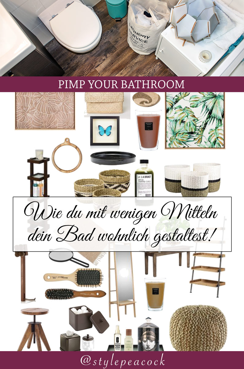 Bad Accessoires | Home Decor fürs Badezimmer