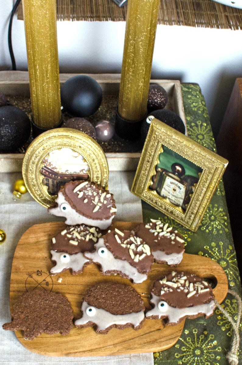 Weihnachtsplätzchen leicht gemacht: Leckere Gewürzigel-Kekse zu Weihnachten
