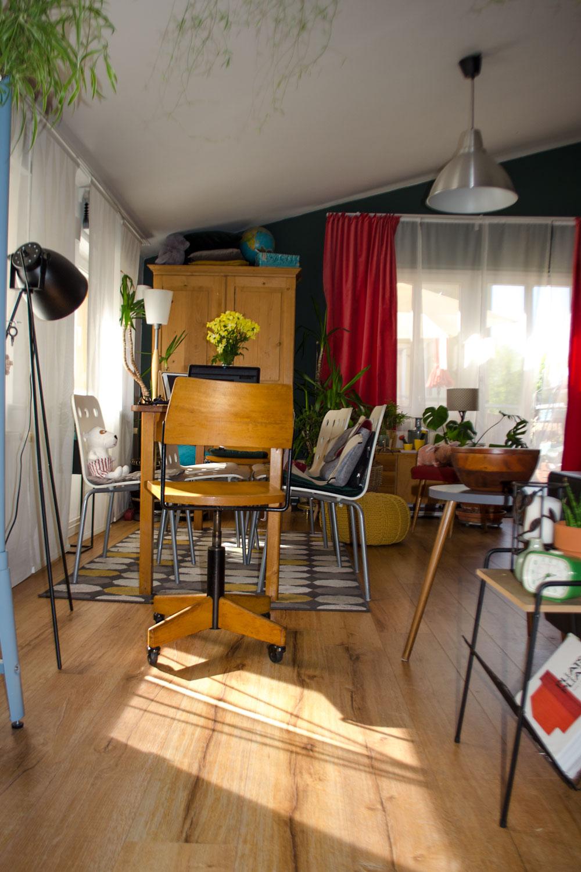 Aktuelle Wohntrends: Erfolgreich daheim arbeiten | Home Office mal anders