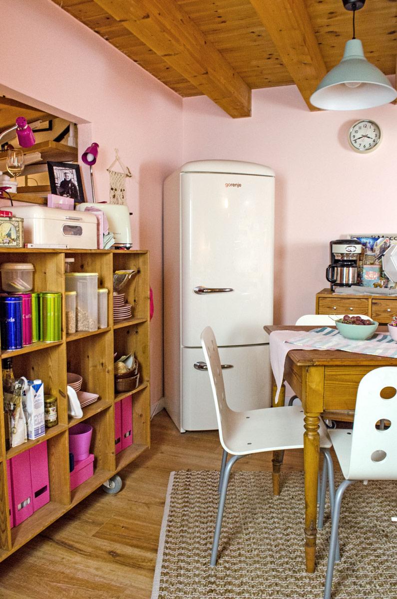 [unbezahlte werbung]Küche als Home Office?