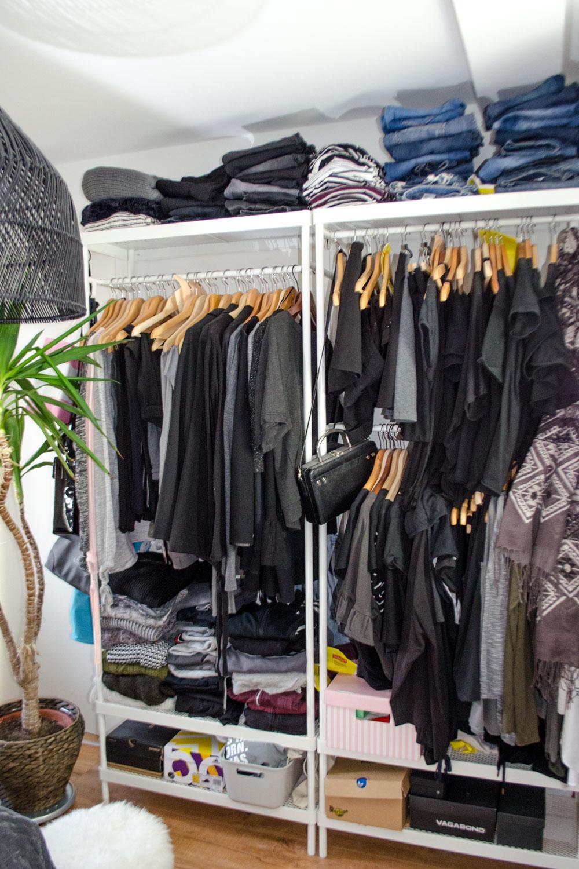 [unbeauftragte werbung ]affiliate links] Nachhaltig Wohnen & Fashion kaufen | Bedroom Make Over: Kleines Schlafzimmer optimal nutzen