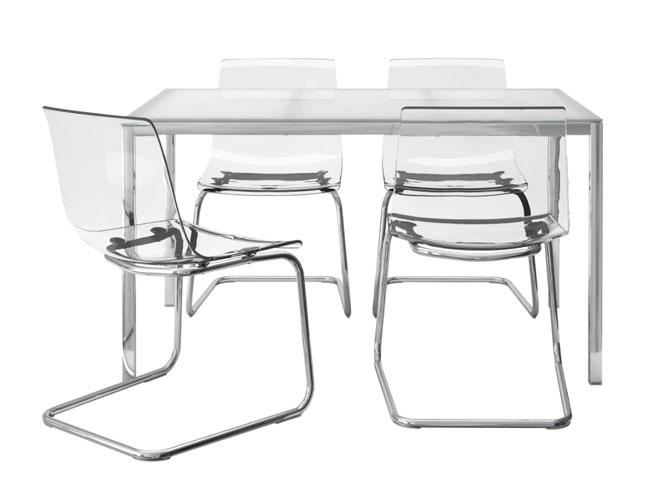 Möbel von Ikea in Bauhaus Tradition: Torsby/Tobias
