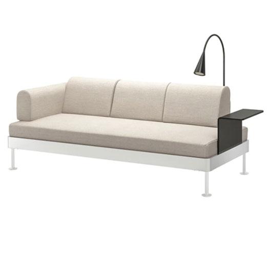 Möbel von Ikea in Bauhaus Tradition: Delaktig Sofa