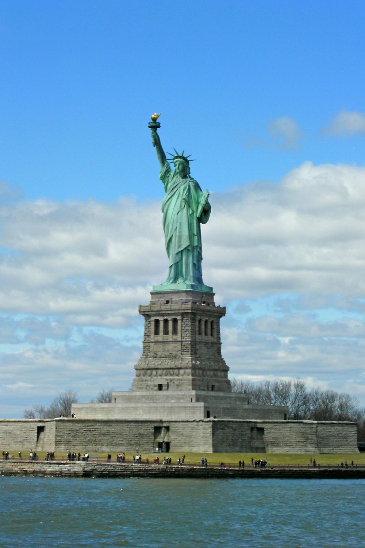 [anzeige]Starte etwas Neues | Neues probieren mit der Debit Mastercard |NYC Liberty Island