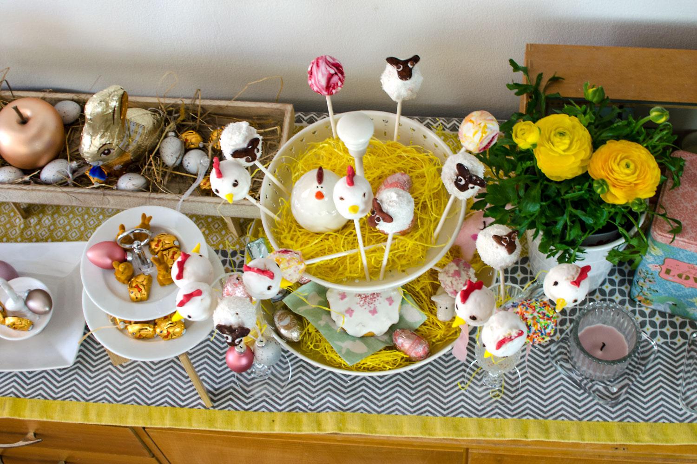 [unbezahlte werbung] Cake Pops - so cute, ob zu Ostern, Geburtstag, Party oder Mitbringsel