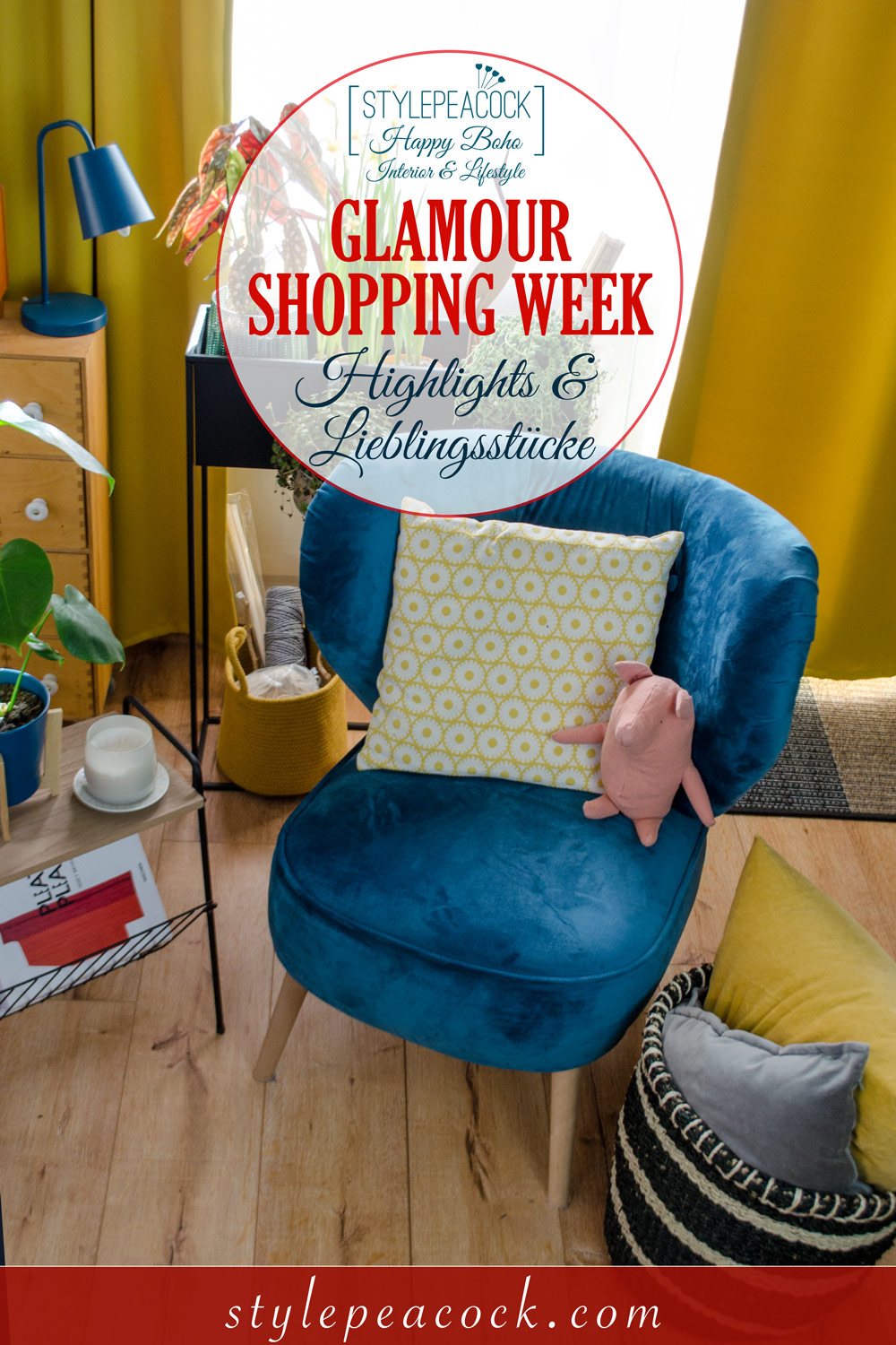 [unbeauftragte werbung]Glamour Shopping Week 2019 | Interior & Lifestyle Highlights
