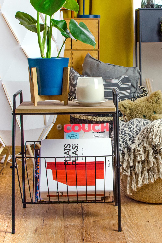 [beinhaltet werbung]Beistelltisch Home24 Glamour Shopping Week 2019
