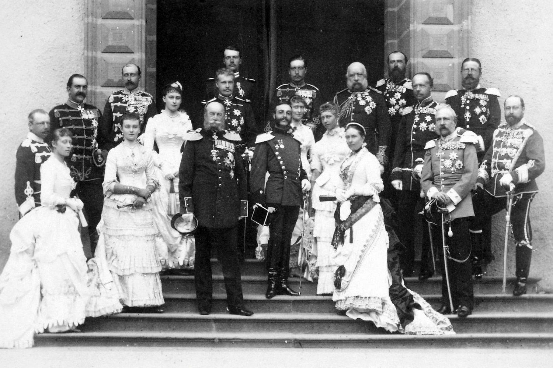 Duchess of Connaught - Luise Margarete von Preußen und der europäische Adel