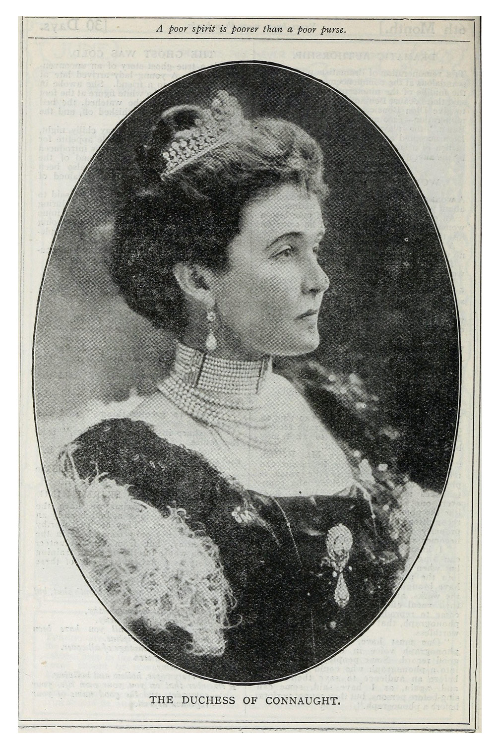 preußische Prinzessin & Duchess of Connaught Louise Margaret