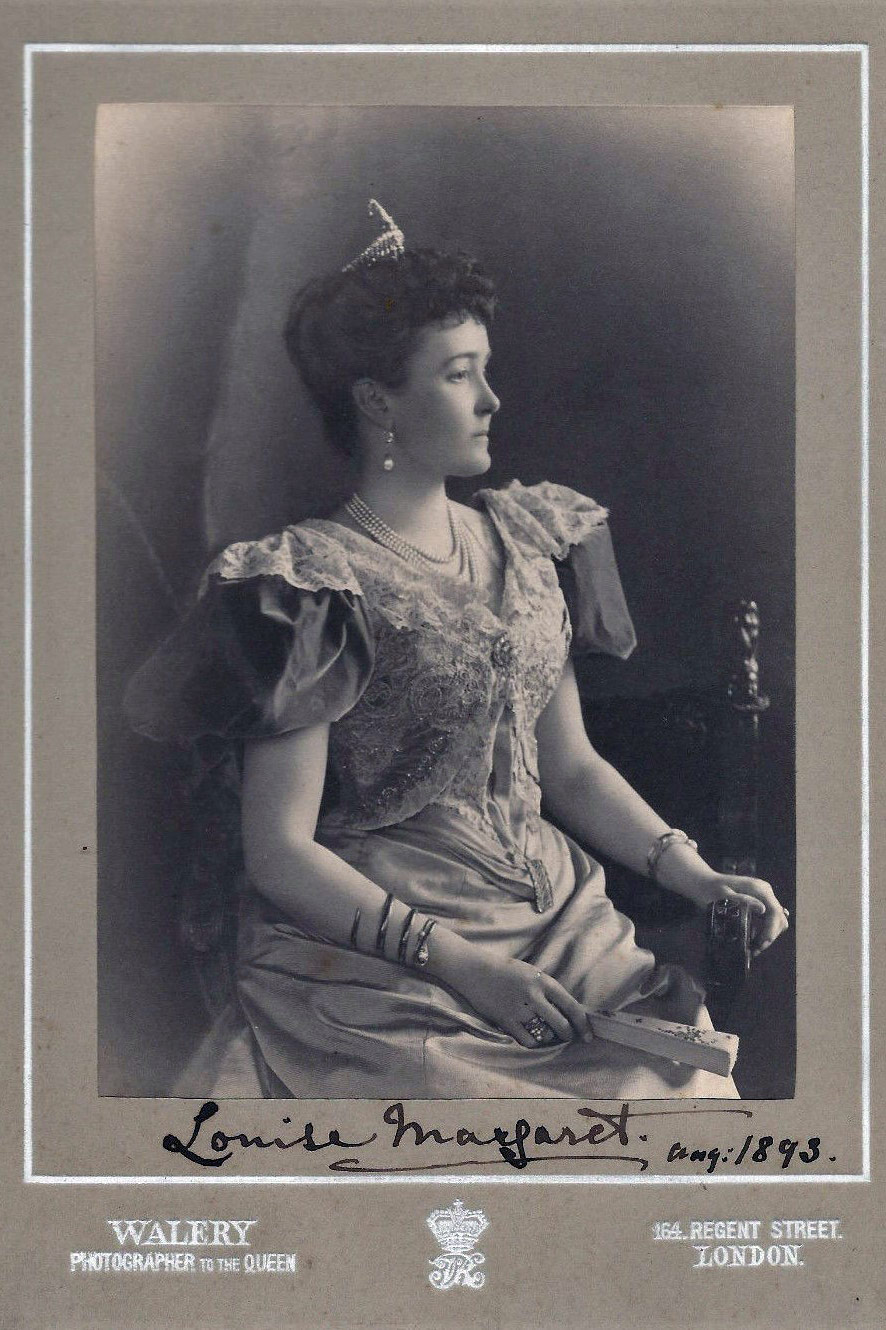 Duchess of Connaught - Luise Margarete von Preußen